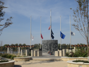 Smothers Park Memorial, downtown Owensboro