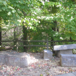 Panther Creek Park Concrete Table and Chairs