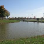 Panther Creek Park Pond