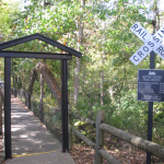 Panther Creek Park Trail Entrance