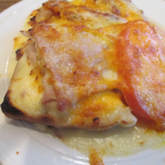 Kentucky Hot Brown at Mountain View Restaurant