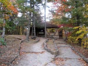 Pine Mountain State Resort Park's Interpretave Center