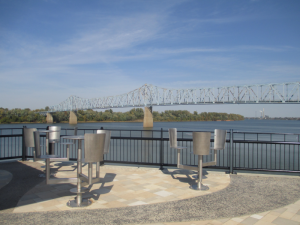 Smothers Park on Owensboro, Kentucky's Riverfront