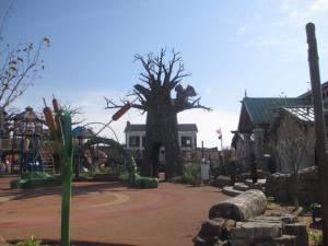 Smothers Park's amazing Children's Playground!