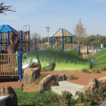 Smothers Park's amazing Children's Playground!