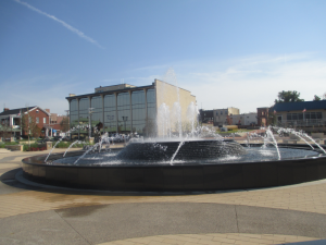 Smothers Park Fountain