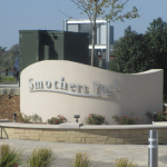 Smothers Park Sign