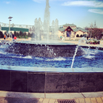 Fountain in Smothers Park