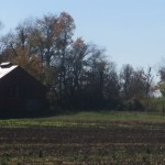 Kentucky Barn in Autumn