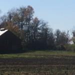 Kentucky Barn in Autumn