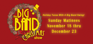 Big Band Christmas Show at Grand Rivers Variety