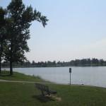 Loch Mary Lake, Earlington