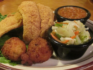 The Best Catfish in Kentucky: The Feed Mill, Morganfield