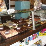 Homemade Fudge at The Hitching Post & Old Country Store, Aurora