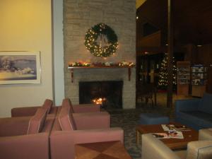 Barren River Lake State Resort Park Christmas Decorations