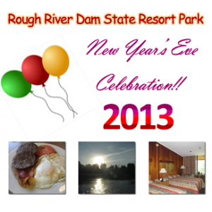 Rough River Dam State Resort Park's New Year's Eve Celebration