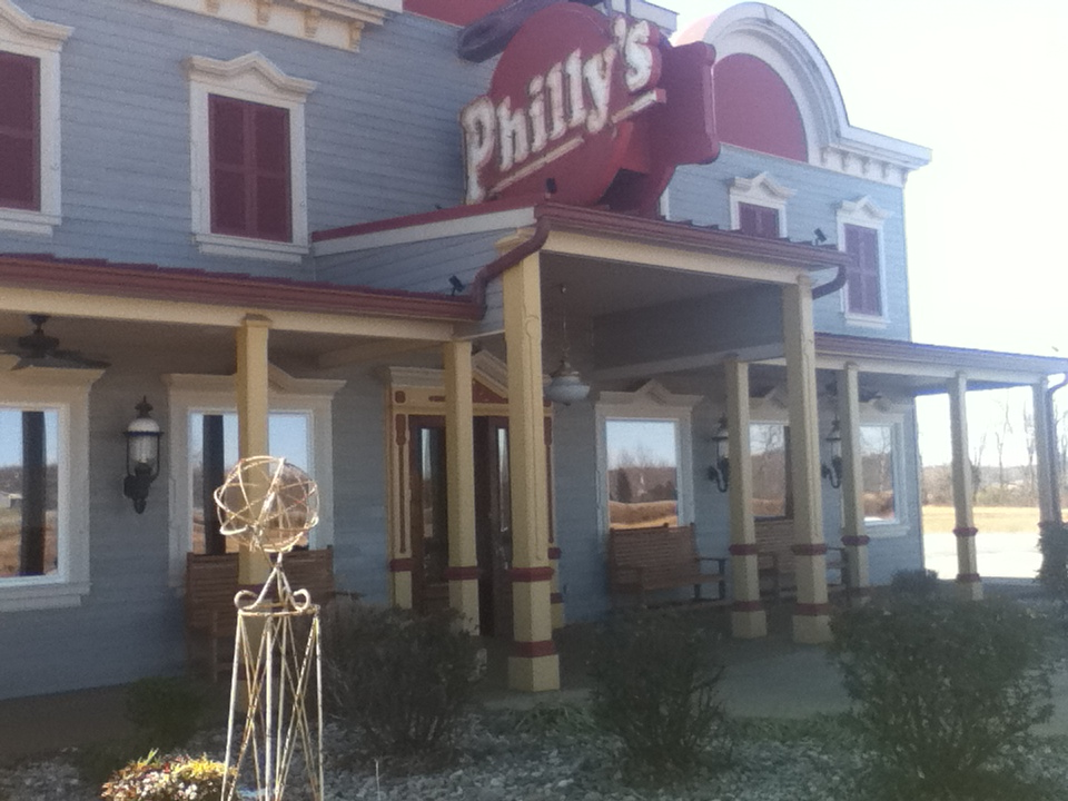 Philly's Restaurant in Greenville, Kentucky