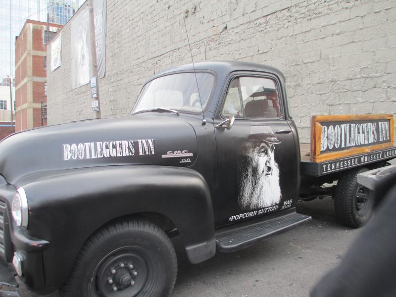 Popcorn Sutton Bootleggers Inn Truck, Nashville
