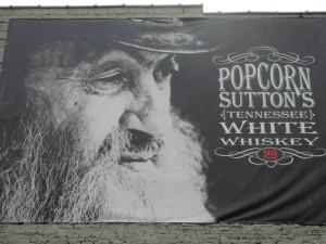 Popcorn Sutton Sign