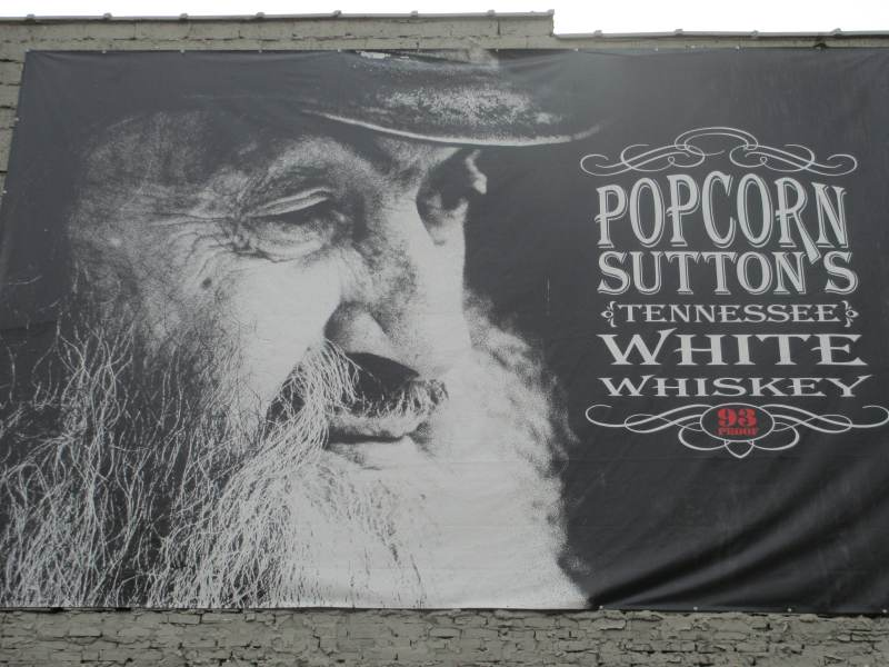 Popcorn Sutton Sign