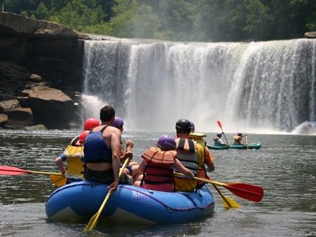 Cumberland Falls State Resort Park Rafting