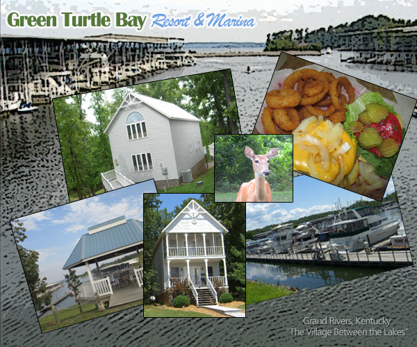 Green Turtle Bay Resort and Marina Grand Rivers Kentucky