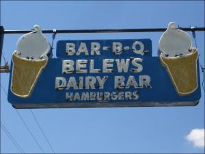 Belew's Dairy Bar (Aurora, Ky)
