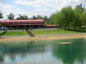 Lake at Windy Hollow