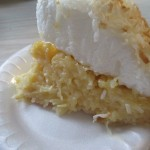 Coconut Cream Pie at North South Restaurant in Robards, Kentucky
