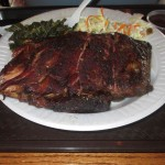 Jack's Bar-B-Que RIbs and Sides