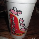 Jack's Bar-B-Que Sweet Tea