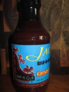 Jack's Bar-B-Que Kansas City Style Barbecue Sauce