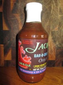 Jack's Bar-B-Que Original Barbecue Sauce
