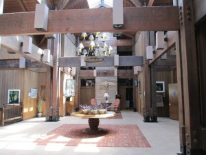 Lake Barkley State Resort Park's Lodge