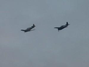 Planes near Owensboro, KY June 2013