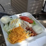 Cafe Chas Benton Salad