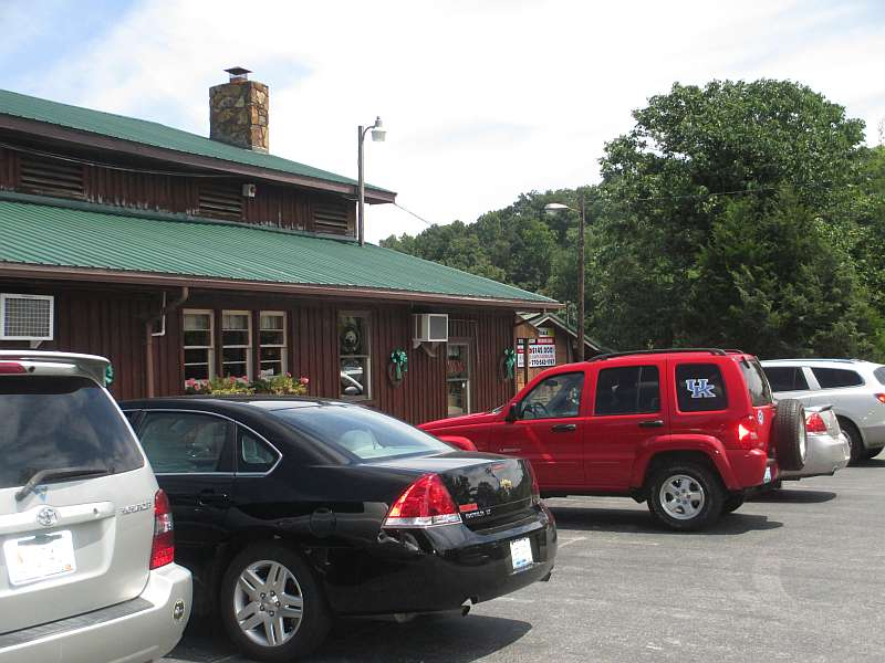 Shady Cliff Restaurant on Lake Malone