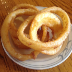 Shady Cliff Restaurant Onion Rings