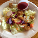 Shady Cliff Restaurant Salad