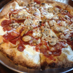 Coppertop Fredonia Old World Style Pizza