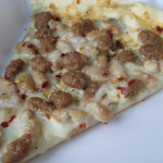 Fetta Specialty Pizza & Spirits White Bean and Sausage Pizza