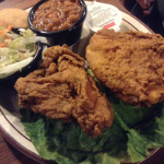 Fried Chicken and Sides at the Feed Mill (Morganfield, Ky)