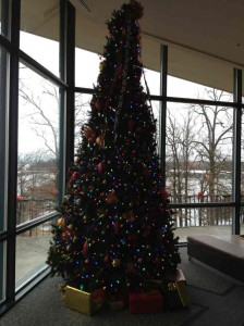 Kentucky Dam Village State Resort Park Christmas Tree