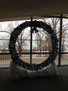 Kentucky Dam Village State Resort Park Christmas Wreath