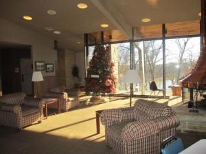 Rough River Dam State Resort Park Lodge (December 2012)