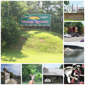 Grand Rivers, Kentucky Collage