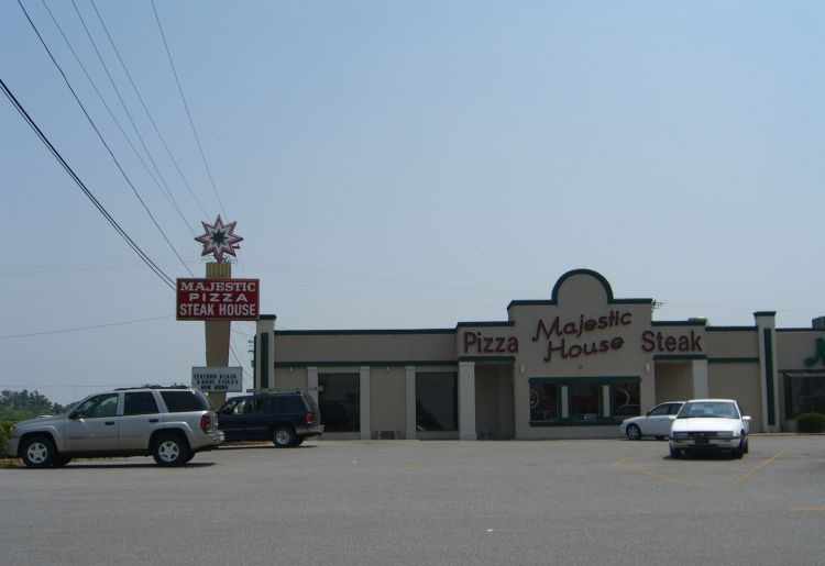 Majestic Pizza and Steak House Benton Ky
