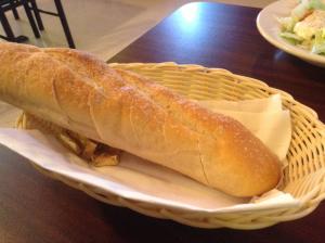 Mama D's Delicious, fresh Bread