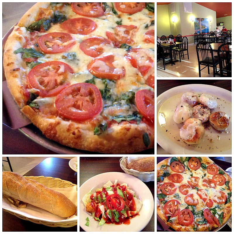 Mama D's Italian Restaurant in Calvert City Collage