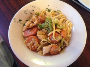 Mama D's Pasta with Chicken
